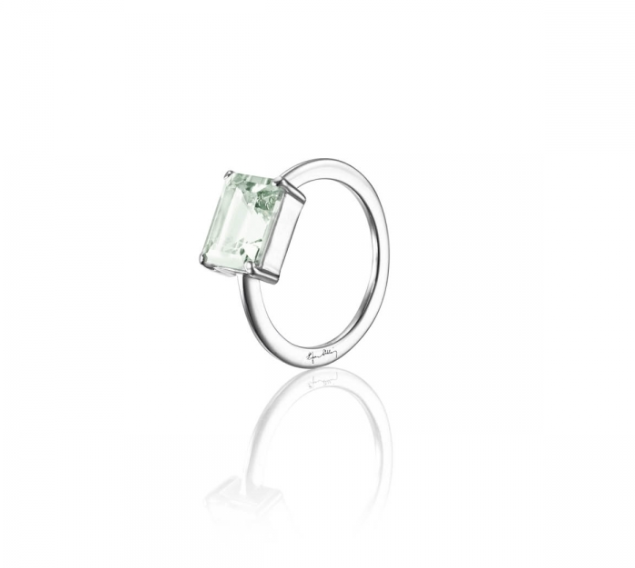 Efva Attling A Green Dream Ring - Mårtenssons Ur   Guld f1a55d5fc9025
