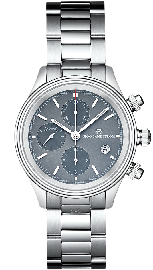Royal Steel Chronograph