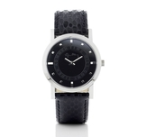 EFVA ATTLING Time Will Come, Black Leather