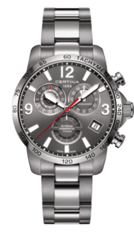 Certina DS Podium Chronograph GMT