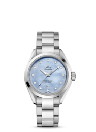 AQUA TERRA 150 M OMEGA MASTER CO-AXIAL 34 MM