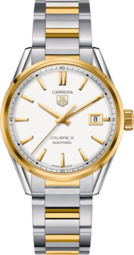 Tag Heuer Carrera Calirbre 5