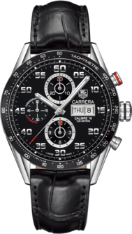 Tag Heuer Carrera Calibre 16 Chronograph Day-Date