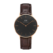 Daniel Wellington Classic Black York